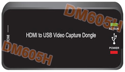 USB 3.0 HDMI Video Frame Grabber DVR Adapter