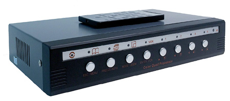 allaboutadapters PIPV2A model : 4-Channel Picture-In-Picture Video Processor With Audio Support