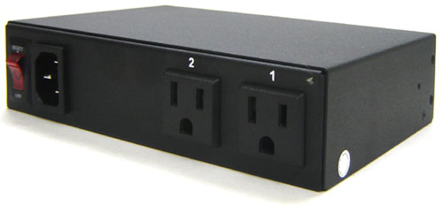 2-Port Phone-Controlled Remote PDU Power Switch